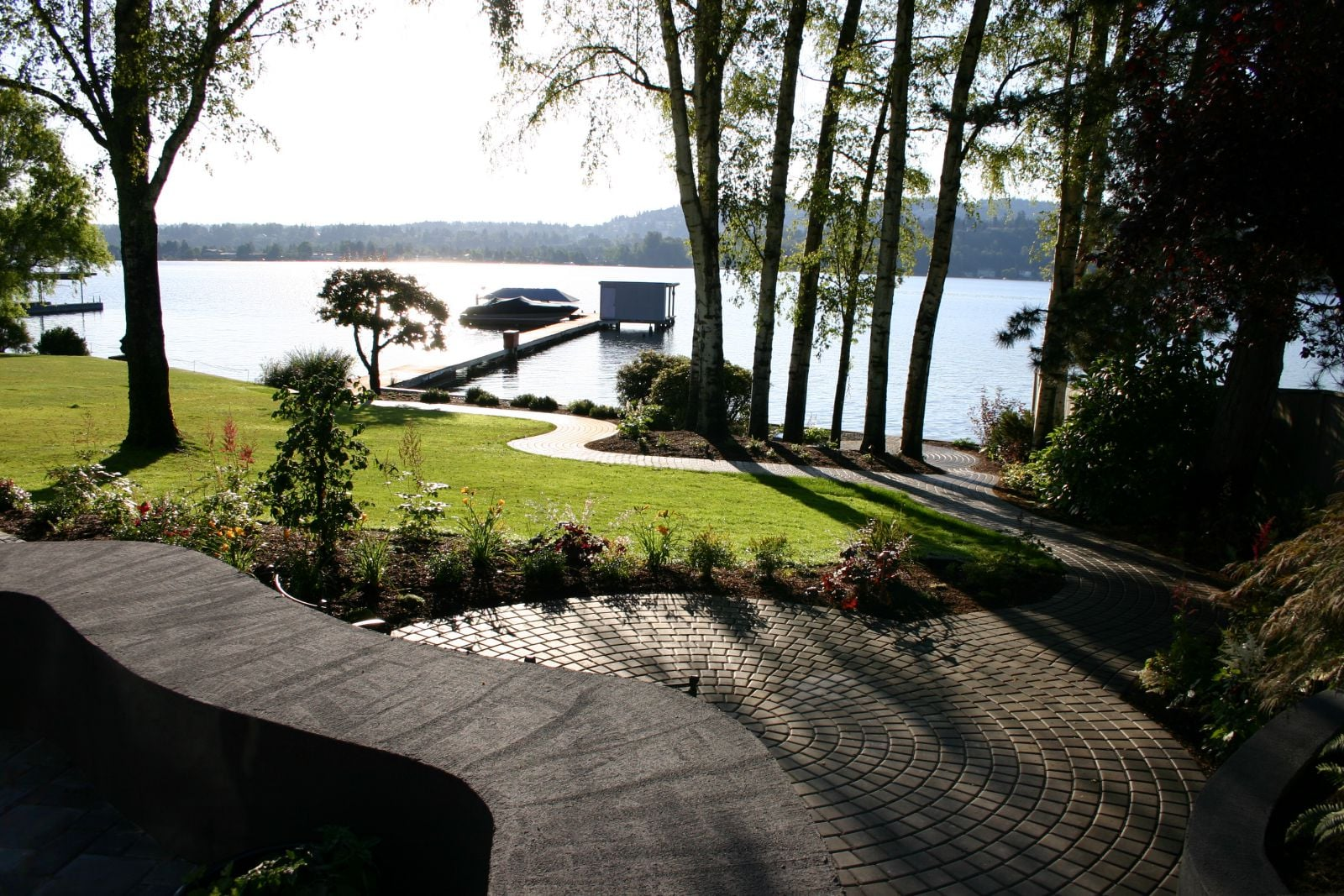 pacifica landscapes seattle landscaping design u0026 building