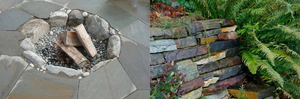 Pacifica Landscaping -- Two examples of our work