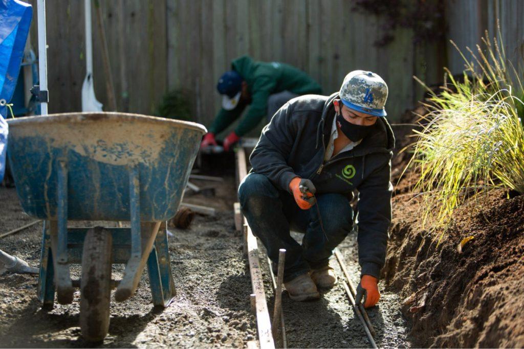 wheelbarrow-work