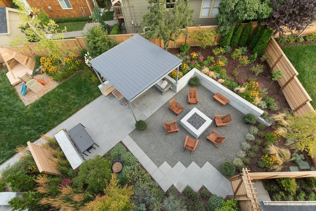 Pacifica Landscapes Seattle Landscaping Design Amp Building